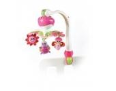 Tiny Love Take Along Mobile Tiny Princess Musikmobile, für unterwegs, Baby-Spielzeug ab der Geburt (0M +), lässt sich an Babyschale und Kinderwagen befestigen