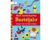 Buch - Mein kunterbuntes Basteljahr