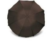 Sonnenschirm für Kinderwagen mit UV Schutz 50+ Mocca von Heitmann Ø 80 cm
