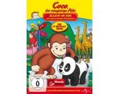 DVD Coco, der neugierige Affe - Allein im Zoo