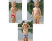 Baby Schwimmwindel gelb , Badehose, Schwimm Windel 11-18 kg