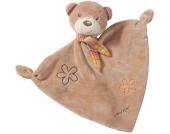 Baby Fehn Rainbow Schmusetuch Teddy Tom [Babyspielzeug]