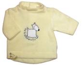 Liliput Fleecepullover Schnaufy Gr. 68 (Gelb) [Babykleidung]