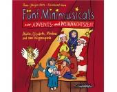Kontakte Verlag CD: Minimusicals, Spielzeit ca. 70 min.