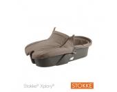 STOKKE ® Xplory® Grau Babyschale Brown - braun