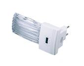 LED Nachtlicht Riffel, mit Dämmerungsautomatik