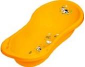 OKT–Bano 100cm mit Platz für die Seife Form Aerodynamik Grund Funny Farm der Farbe apricot