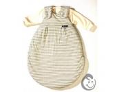 Alvi Baby-Mäxchen® Streifen beige 50/56