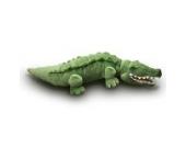 Krokodil XL - 90 cm - - Plüschtier von Steiner - handgefertigt in Deutschland - XXL Kuscheltier