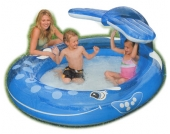 Intex Spr�her Pool Wal [Kinderspielzeug]