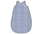 Popolini iobio Schlafsack Winterschlafsack Lavalan Fine Stripes Blue Blau Gestreift S=70cm