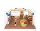 Sylvanian Families Supermarkt ´´Bei Schleichers´´ Puppenhauszubehör