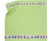 Feiler Badetuch Frottee grün Größe 100x100 cm