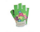 _Roeckl Kinder-Fahrrad-Handschuhe Tamara 830 gr�n Gr. 5