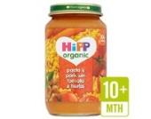 HiPP Bio-Pasta & Schweinefleisch mit Tomaten & Kräuter 220g