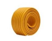 Bigood 2 Meter Kantenschutz Schützen Baby Schreibtisch Kantenschutz 200*8*0.8cm Orange