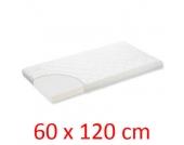 Alvi ® Matratze Comfort-plus 60 x 120 cm