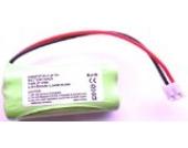 Battery Volt Batterie pour babyphone numérique Compatible avec Tomy TD300/TD350 850mAh 2,4V