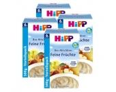 HiPP Bio Milchbrei Feine Früchte 4 x 500g