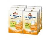 Holle Bio Milchbrei Hirse 6 x 250 g