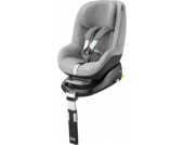 Auto-Kindersitz Pearl, concrete grey, 2017 Gr. 9-18 kg