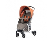 MOON Buggy Kiss Design 975 brown orange melange