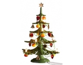 Bodo Hennig Puppenhaus Miniatur Christbaum beleuchtet
