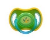 Vital Baby 49700 (gelb/grün) - Soft Touch Sauger - Silikon