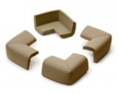 Prince Lionheart 0092 - 4 Eckenschützer - chocolat