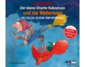 Der kleine Drache Kokosnuss und die Wetterhexe, 1 Audio-CD