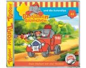 CD Benjamin Blümchen 43: Und die Autorally