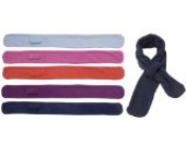 Fleece Schal Schlaufen-Schal Farbe pink Playshoes