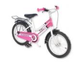Kinderfahrrad RS-16 2.0, 16 Zoll, pink