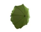 Lux4Kids Kinderwagen Sonnenschirm mit variablem Schwenkarm 04 Oliv