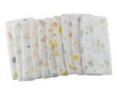 BONAMART ® 2 Stk 31X80cm Waschlappen Babywaschlappen Baumwolle Wischtuch großes Badetuch