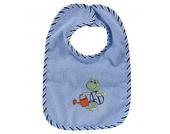 BOB Lätzchen, Frosch-Motiv, Klettverschluss, für Babys
