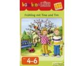 bambino LÜK Heft: Frühling mit Tina und Tim