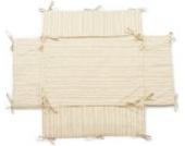 Laufgittereinlage | Nestchen | geeignet für Laufgitter mit der Größe: 100x75 cm | Farbwahl (beige/braun)