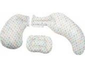 Chicco 8oppy Schwangerschaftskissen 3 teilig